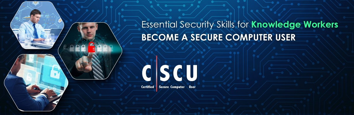 CSCU - Certified Secure Computer User
